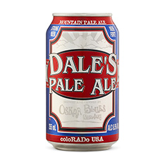 OSKAR BLUES PALE ALE