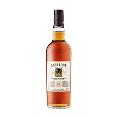 ABERLOUR 10 YO SINGLE MALT SCOTCH WHISKY