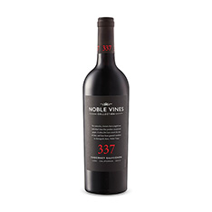NOBLE VINES 337 CABERNET SAUVIGNON 2014