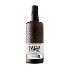 TAG NO. 5 VODKA
