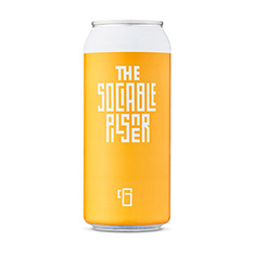 THE SOCIABLE PILSNER