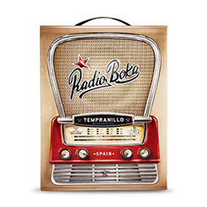 RADIO BOKA TEMPRANILLO VALENCIA