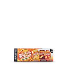 BREEZER MIX PACK