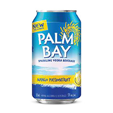 PALM BAY MANGO PASSIONFRUIT 6 X 355ML-C
