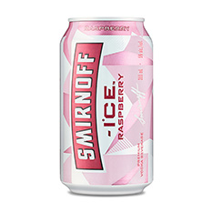 SMIRNOFF ICE RASPBERRY 6X355ML