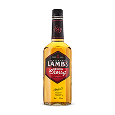 LAMB'S SPICED CHERRY RUM
