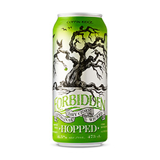 COFFIN RIDGE FORBIDDEN HOPPED CIDER