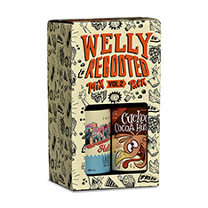 WELLINGTON BREWERY WELLY RE-BOOTED PACK
