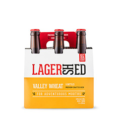 SHED BREWING LAGERSHED VALLEY WHEAT