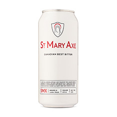 ST. MARY AXE CANADIAN BEST BITTER