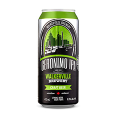 WALKERVILLE GERONIMO IPA