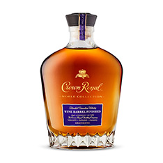 CROWN ROYAL WINE BARREL FINISHED NOBLE COLLECTION