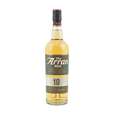 THE ARRAN MALT 10-YEAR-OLD SINGLE MALT