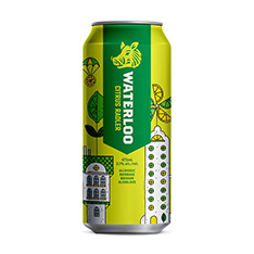 WATERLOO CITRUS RADLER