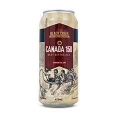 PIONEER BREWING CANADA 150 ANNIVERSARY ALE