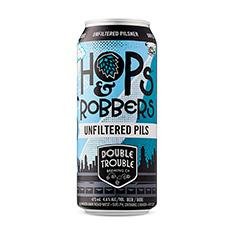 HOPS & ROBBERS UNFILTERED PILSNER