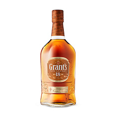 GRANT'S 18 YO SCOTCH WHISKY