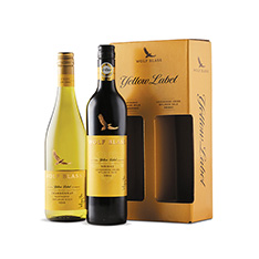 WOLF BLASS YELLOW LABEL DUO GIFT PACK