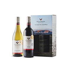 VILLA MARIA PRIVATE BIN DUO GIFT PACK