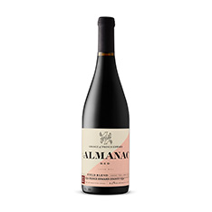 THE GRANGE OF PRINCE EDWARDS ALMANAC RED VQA