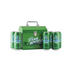 STEAM WHISTLE LUNCH BOX
