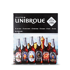 UNIBROUE COLLECTION PACK