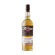 THE ARRAN LIMITED EDITION SINGLE CASK 20-YEAR-OLD SINGLE MALT