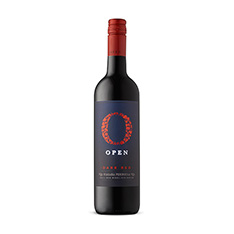 OPEN DARK RED VQA