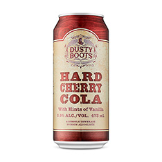 DUSTY BOOTS HARD CHERRY COLA