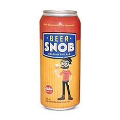SHILLOW BEER SNOB