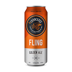INNOCENTE FLING GOLDEN ALE