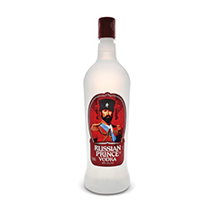 RUSSIAN PRINCE VODKA
