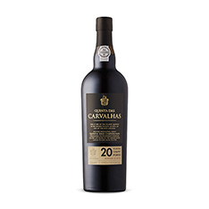 QUINTA DAS CARVALHAS 20-YEAR-OLD TAWNY PORT