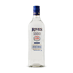 RIVES 1880 LONDON DRY GIN