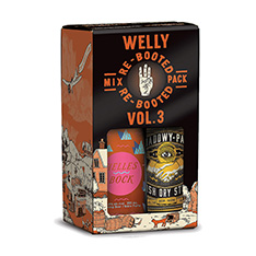 WELLINGTON BREWERY WELLY RE-BOOTED MIXED PACK VOLUME 3