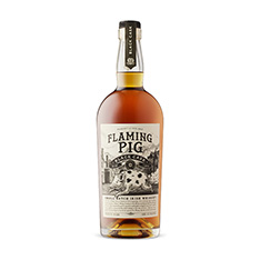 FLAMING PIG BLACK CASK IRISH WHISKEY