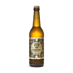 NORSE BREWERY GOLDEN ALE