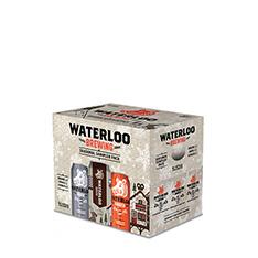 WATERLOO SEASONAL SAMPLER PACK