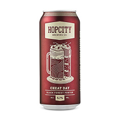 HOP CITY CHEAT DAY BLACK FOREST PORTER