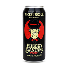 NICKEL BROOK CHEEKY BASTARD