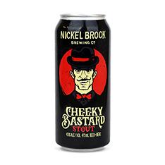 NICKEL BROOK CHEEKY BASTARD