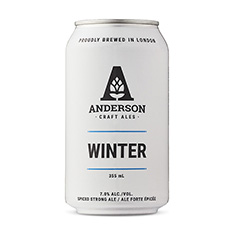 ANDERSON WINTER ALE