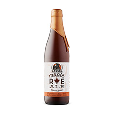 CASSELL BREWERY MAPLE RYE ALE