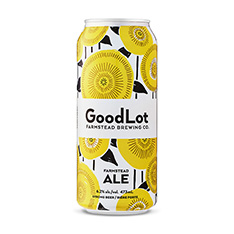 GOODLOT FARMSTEAD ALE