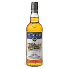 MCCLELLAND SPEYSIDE SINGLE MALT SCOTCH WHISKY