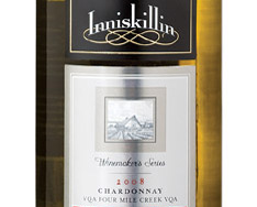 INNISKILLIN MONTAGUE VINEYARD CHARDONNAY