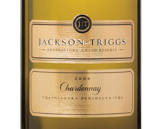 JACKSON-TRIGGS NIAGARA ESTATE GRAND RESERVE CHARDONNAY 2017