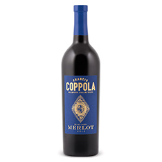 FRANCIS COPPOLA DIAMOND COLLECTION BLUE LABEL MERLOT 2016