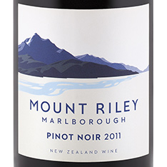MOUNT RILEY PINOT NOIR 2017