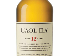CAOL ILA 12 YEARS OLD ISLAY SINGLE MALT SCOTCH WHISKY